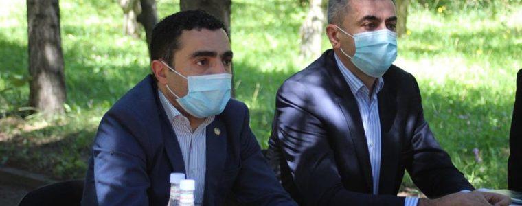 Մեկնարկեց Շրջակա միջավայրի նախարարի աշխատանքային այցը «Սեւան» ազգային պարկ