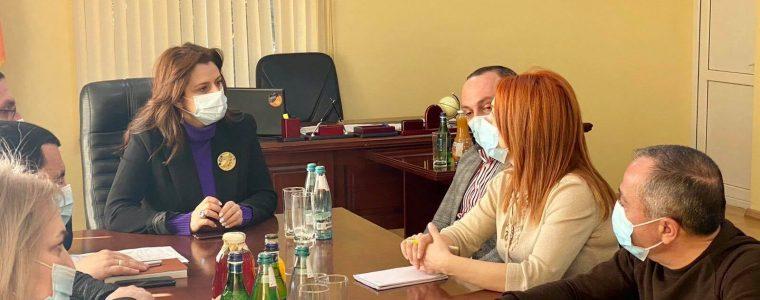 📌 Այսօր Շրջակա միջավայրի նախարարի տեղակալ Ա․ Մազմանյանն աշխատանքային այցով  «Սևան» ազգային պարկ» ՊՈԱԿ-ում էր։